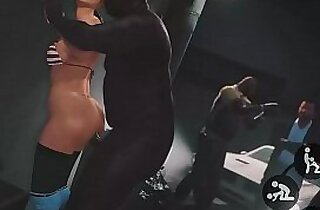 GTA PORN MOD BLACKS FUCK DAUGHTER IN FRONT OF FATHER HARDCORE PORN GAME
