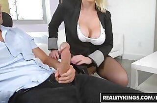 RealityKings Big Tits Boss Slide It In Sunny