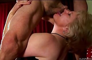 Buxom blonde spunker is a super hot fuck loves a sticky facial cumshot