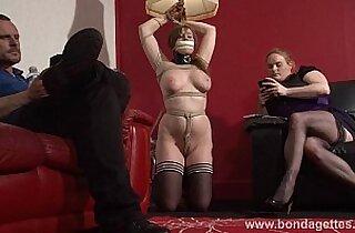 bondage, cutegirl, domination, femdom, gagged, hornylesbo, naughty, rope sex
