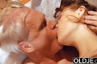 blowjob, cream, cumshots, cumswallowing, facialized, grandpa xxx, hardcore sex, old-young