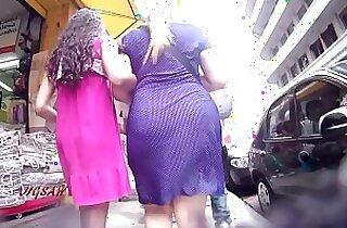 Candid Big Booty Bubble Butt Culo Mega Booty Thick Curvy Pawgs BBW Premium