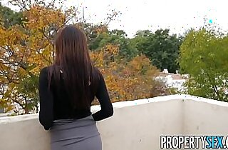 PropertySex Cheating wife fucking with real estate agent