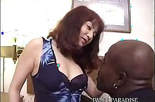 japanese wife get fucked black guy