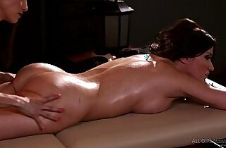 My body needs a massage soo badly! Celeste Star, Angela Sommers
