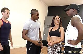 Nikki Benz loves anal with BBC Cuckold Sessions