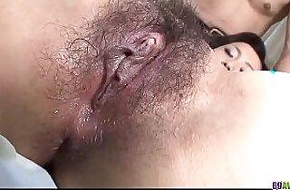 Top Hitomi Aizawa amazing sex and finger fucking More