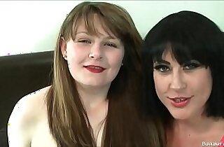First Scene Isla Skye and Tyla Moore