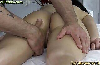 Karly Baker Full Body Massage Fucked