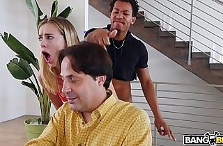 Young Haley Reed Fucks Boyfriend Behind Her Dads Back
