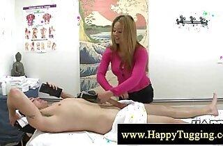 Sensual asian massage