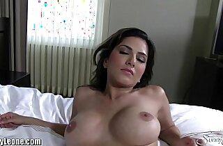 asian babe, brunette, heels, hotelroom, lingerie, sex star, solo xxx