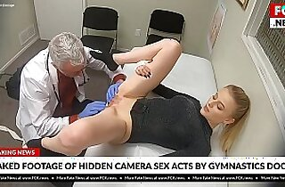 FCK News Leaked Footage Of Doctor Fucking Blonde Patient