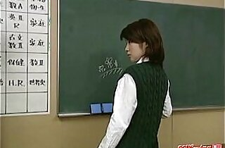 Hundcuffed Student Pleasure Uncensored JAV