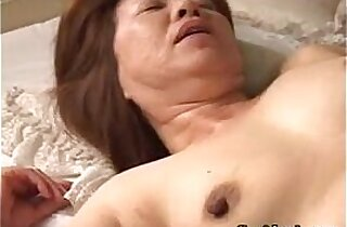 Horny Asian Gets Pussy Rubbed