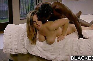 BLACKED Naughty Girlfriend Natasha Nice Enjoys BBC