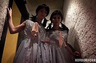 HORRORPORN Siamese Twins