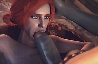 Witcher Triss Merigold FULL GAME