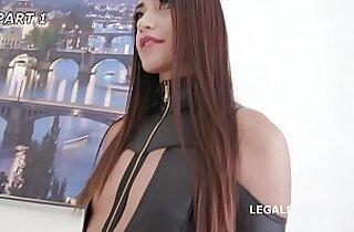 Kristy Black Love Domination, Balls Deep Anal DAP