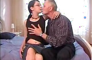 Daddy seduced and fucked young daughter REAL